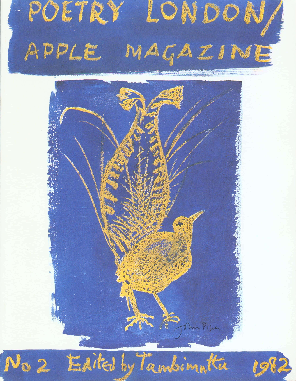 Poetry London/Apple Magazine