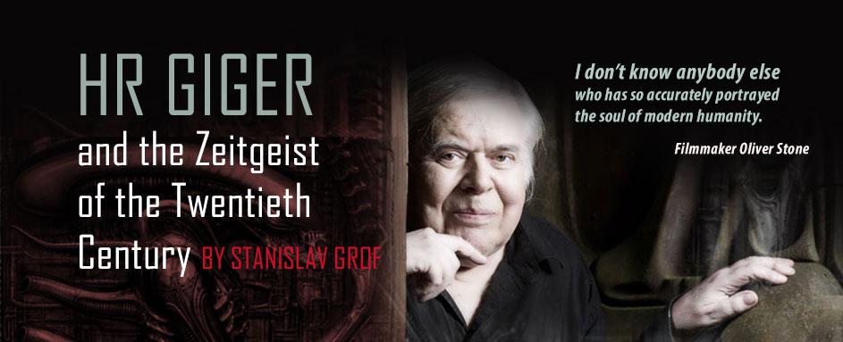 HR Giger and the Zeitgeist of the Twentieth Century