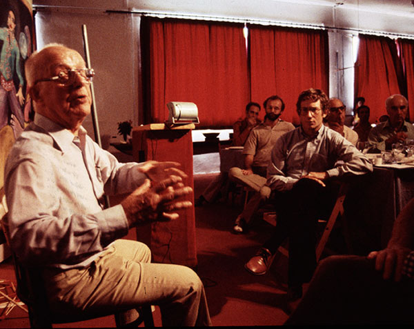 From the Archive: R. Buckminster Fuller at the 1982 Galactic Conference