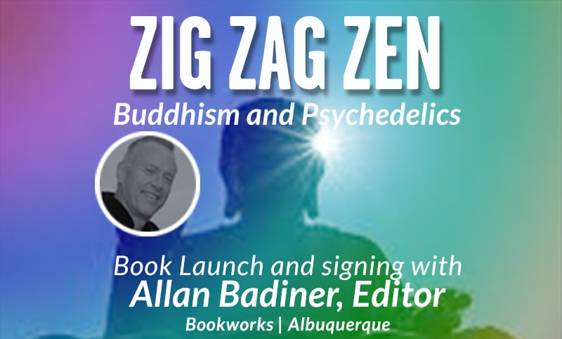Zig Zag Zen Launch in Albuquerque