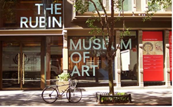 Zig Zag Zen: Rubin Gallery NYC Launch