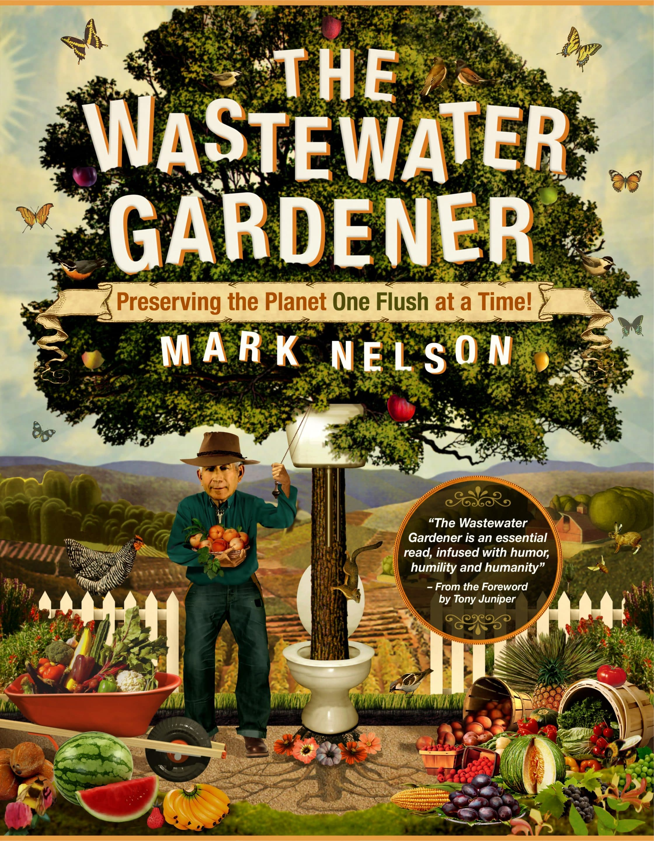 The Wastewater Gardener: Preserving the Planet One Flush at a Time