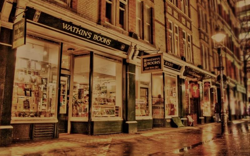 Zig Zag Zen Launches in London 9 July @ Watkins Bookstore