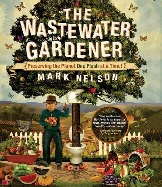 The Wastewater Gardener: Preservign the Planet One Flush at a Time!