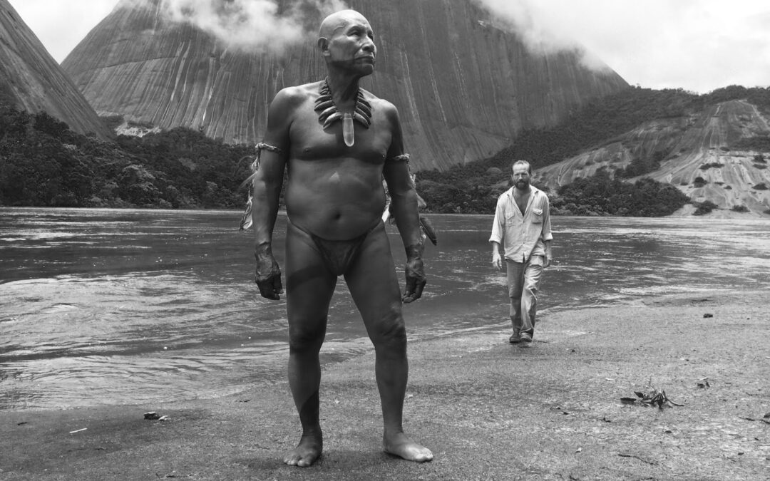 Embrace of the Serpent at the CCA in Santa Fe