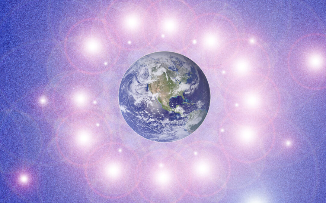 Raising Earth Consciousness on Earth Day