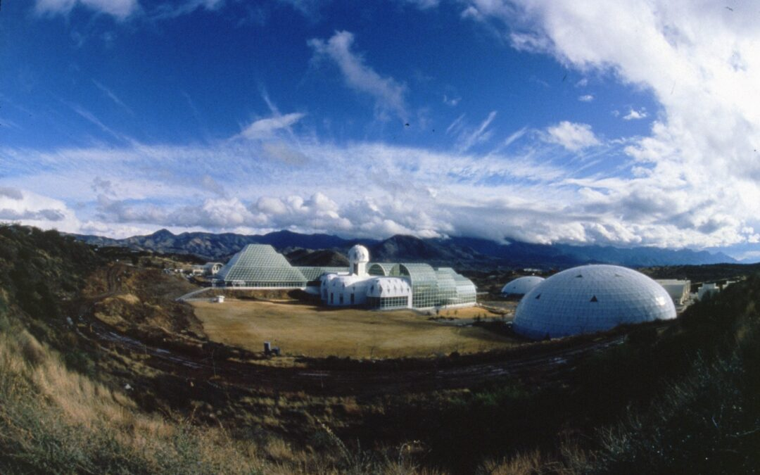 Twenty-five years of Science and Imagination at Biosphere 2