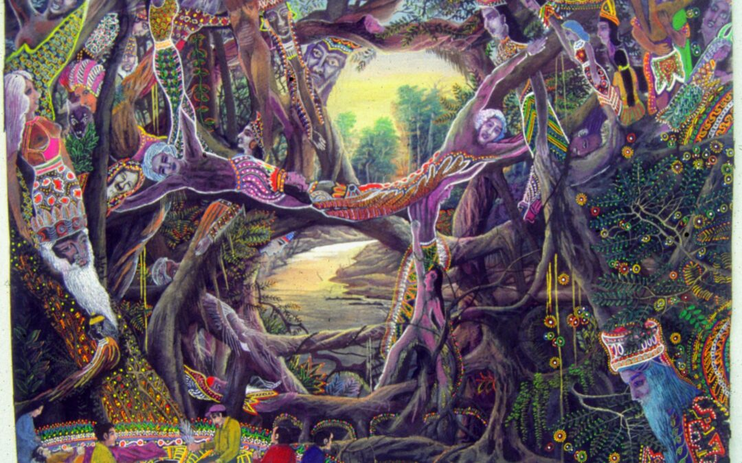 Ayahuasca, Lore of the Amazon and Rainforest Action