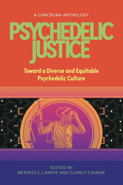 Cover of Psychedelic Justice